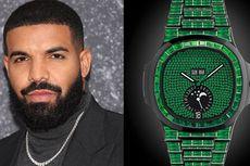 Drake dan Jam Tangan Patek Philippe yang Berhias Zamrud