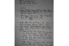 Inikah Surat Akil Mochtar dari Dalam Rutan?