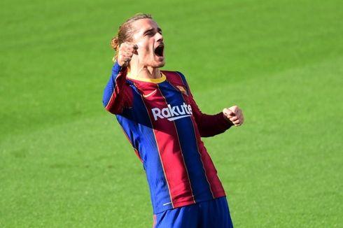Barcelona Libas Osasuna, Penampilan Griezmann Dipuji Ronald Koeman