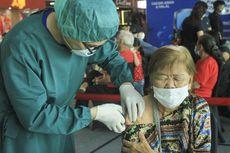 Selama Ramadhan, Vaksinasi Lansia di Rembang Hanya sampai Pukul 11.00
