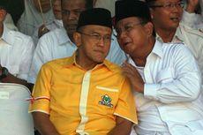 Di Hadapan Prabowo, Aburizal Pastikan Tidak Ingin Maju pada Pilpres 2019