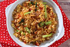 Resep Nasi Goreng Terasi ala Restoran untuk Sarapan