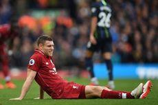 Liverpool Vs Everton, Klopp Konfirmasi James Milner Cedera Serius