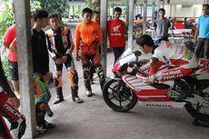 Pebalap Honda Termotivasi Ada MotoGP di Indonesia
