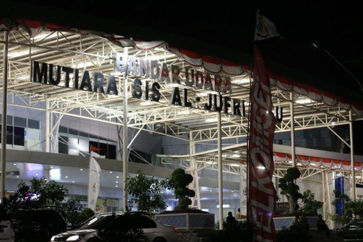 Bandar Udara Mutiara SIS Al-Jufrie Palu, Sulawesi Tengah.