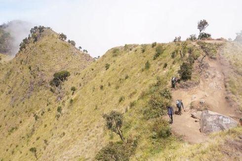 Semua Jalur Pendakian ke Merbabu Ditutup