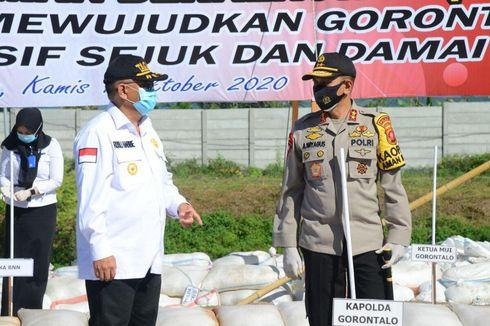 Gubernur Minta Kota Gorontalo Terapkan PSBB