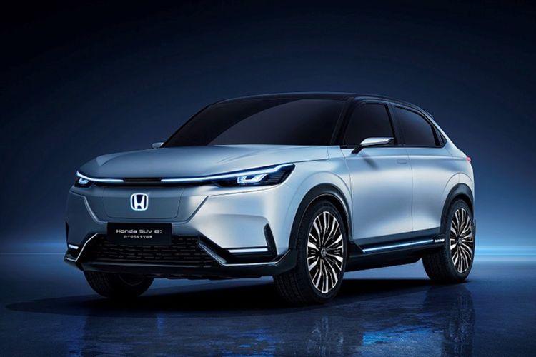 Honda e:Prototype yang digadang-gadang menjadi HR-V versi listrik