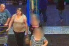 Pura-pura Koma, Penipu Terekam CCTV Sedang Belanja di Mal