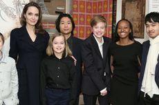 Angelina Jolie Diprediksi Menangi Hak Asuh 5 Anaknya