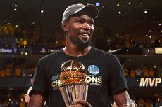 Bintang Basket Kevin Durant Minta Ganja Dilegalkan di NBA