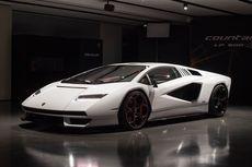 Lamborghini Countach Berteknologi Hybrid Tanpa Baterai Lithium-ion