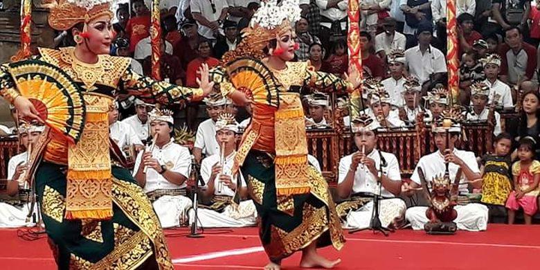 Tari Legong, Tari Tradisional Bali thumbnail