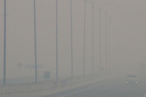 Kabut Asap Terekstrem di Palembang, Kapan Hujan Mengguyur Wilayah Itu?