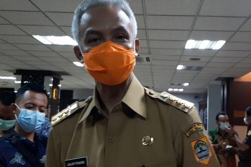 Respons Ganjar soal Kematian Covid-19 di Jateng Disebut Tertinggi dalam 3 Hari Berturut-turut