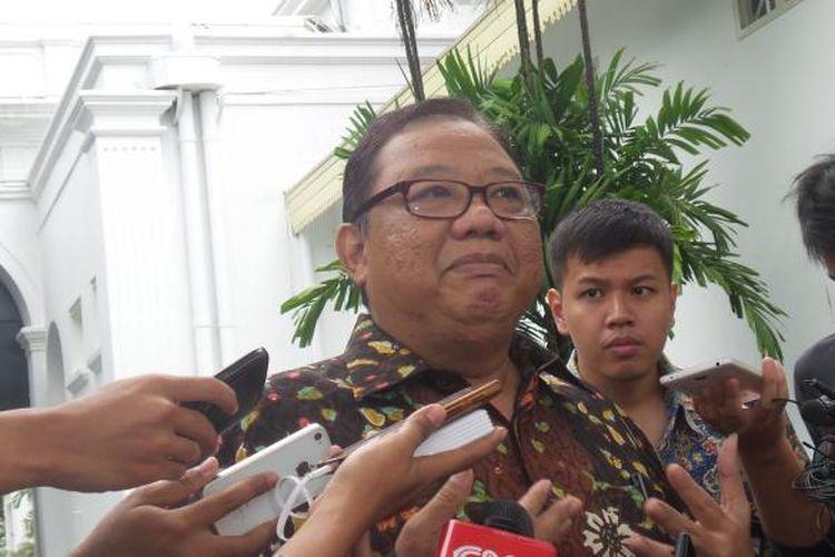 Menteri Koperasi dan Usaha Kecil Menengah Anak Agung Gede Ngurah Puspayoga
