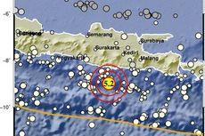 Gempa Pacitan Tadi Malam Dekat dengan Sumber Gempa Besar 1937