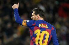 Lionel Messi Jadi Role Model di Tengah Perdebatan soal Pemotongan Gaji