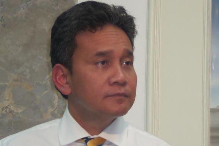 Deputi Gubernur Senior Bank Indonesia Mirza Adityaswara