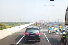 VIDEO: Menjajal Tol Layang Jakarta-Cikampek Sebelum Dibuka 15 Desember