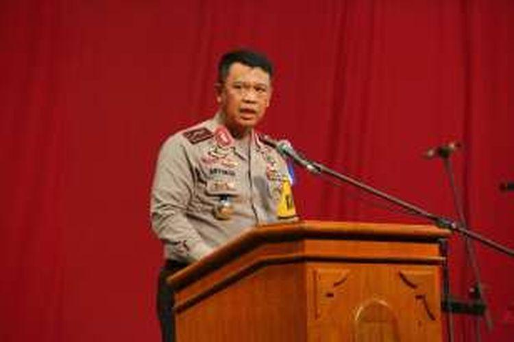 Kapolda Jawa Barat Irjen Pol Anton Charliyan.