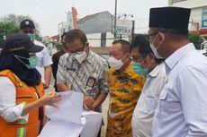 Terganjal Lahan, Konstruksi Flyover Sudirman Tahun 2022