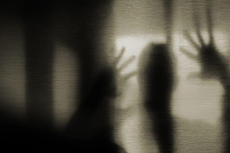ilustrasi hantu mistis