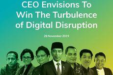 Live Streaming Jokowi di Kompas100 CEO Forum
