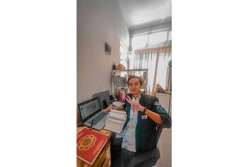 Cerita Achmad Berjuang Melawan Corona Jelang Sidang Skripsi