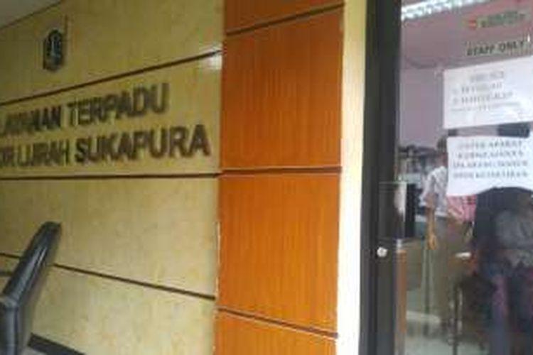 Ruang Pelayanan Terpadu Kelurahan Sukapura, Jakarta Utara