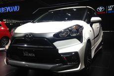 Perluas Segmen, Toyota Coba Permak Sienta