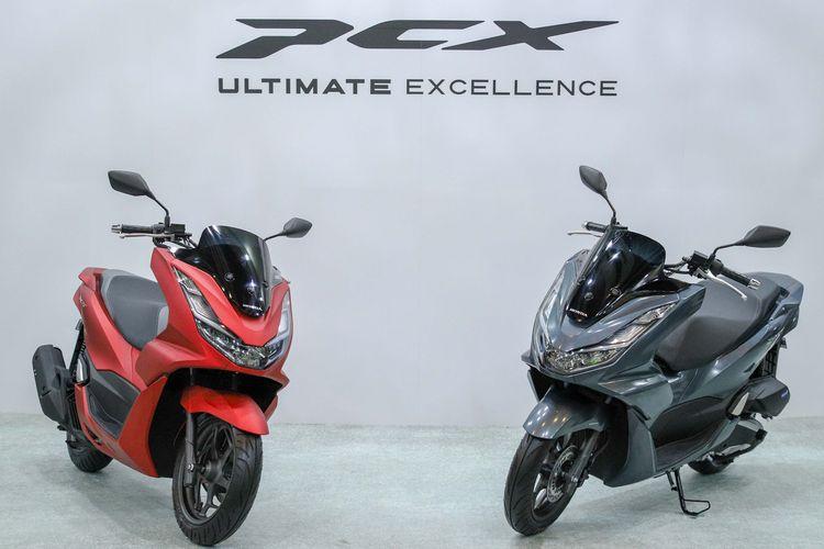 Honda All New PCX alias PCX 160