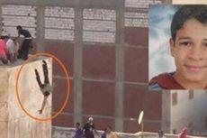 Pria yang Melemparkan Pemuda Anti-Mursi dari Atap Gedung Ditangkap
