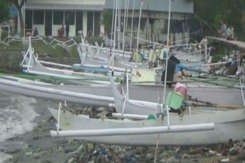 Gelombang Hingga 3 Meter, Nelayan di Polewali Mandar Dilarang Melaut