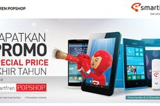Rambah E-commerce, Smartfren Bikin Pop Shop