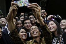Jumpa Jokowi, Teman Sekolah Kaesang di Singapura Rebutan