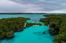 Pulau Bair di Maluku Tenggara, Pulau Kosong dengan Alam yang Menakjubkan
