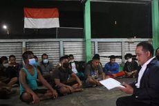 BP2MI Bawa 19 Calon ABK dari Tempat Penampungan di Jakut