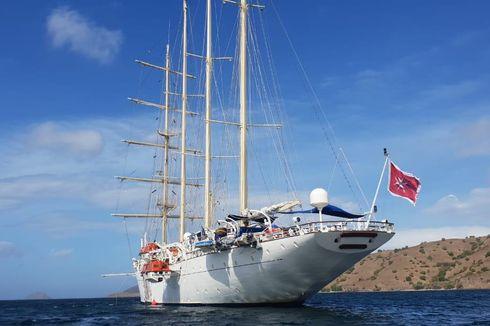 Kapal Pesiar Berbendera Malta Kunjungi Batam