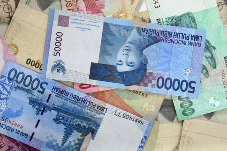 Uang Republik Indonesia.