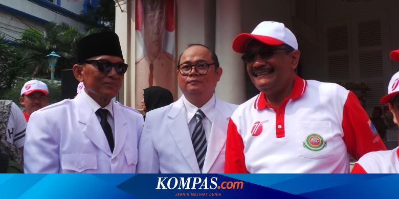 Soekarno Hatta Ikuti Napak Tilas Proklamasi Di Gedung Joang 45