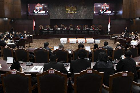Di Sidang MK, Saksi Paslon 02 Tak Bisa Pastikan Korelasi Antara KK Manipulatif dan Pengguna Hak Pilih