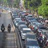 Lalu Lintas di Jakarta Mulai Padat, Pengguna Motor Meningkat
