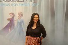 Griselda Sastrawinata Berharap Bisa Kerja Selamanya di Disney
