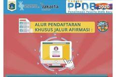 Hari Ini Dibuka Pendaftaran PPDB Jakarta Jalur Afirmasi, Simak Infonya