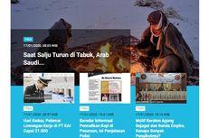 [POPULER TREN] Salju di Arab Saudi | Beasiswa Kuliah Gratis di Brunei