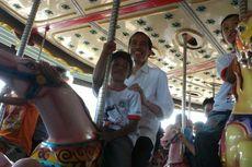 Jokowi Targetkan Lima Kota DKI Jadi Ramah Anak