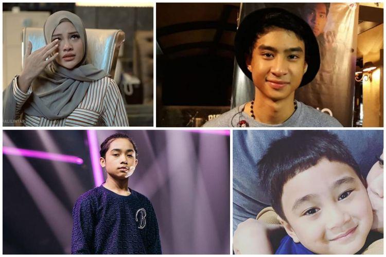 Deretan anak artis yang pernah menjadi korban bullying netizen.