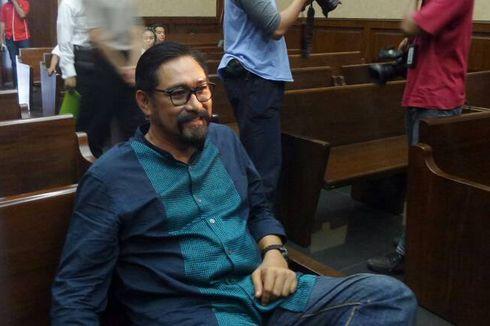 Bacakan Pleidoi, Choel Mallarangeng Anggap Jaksa KPK Berspekulatif