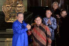 Demokrat Tegaskan SBY dan Prabowo Tak Bahas Koalisi